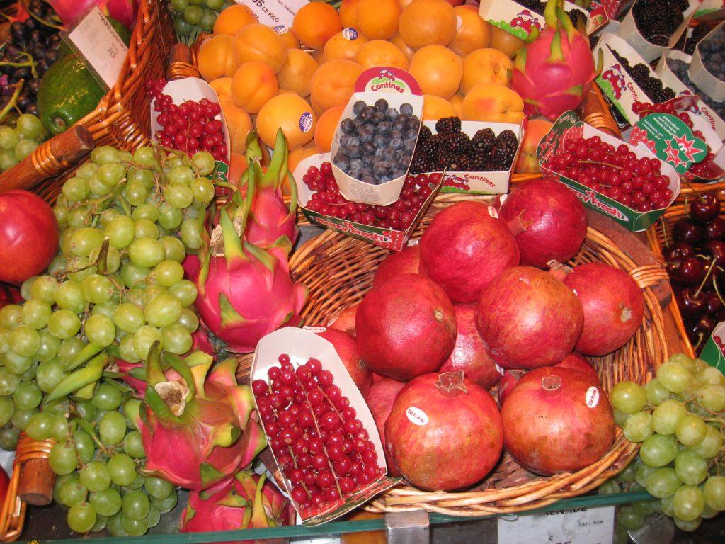 Zöldség- és gyümölcsfeldolgozó